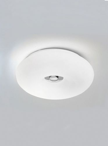 Franklite CF5709 Chrome Ceiling Light